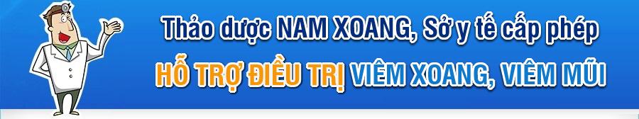 Nam Xoang - Doctor Nam chữa trị bệnh viêm xoang tận gốc