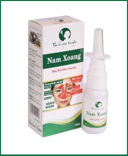thuốc xoang Nam Xoang Doctor Nam trị viêm xoang tận gốc