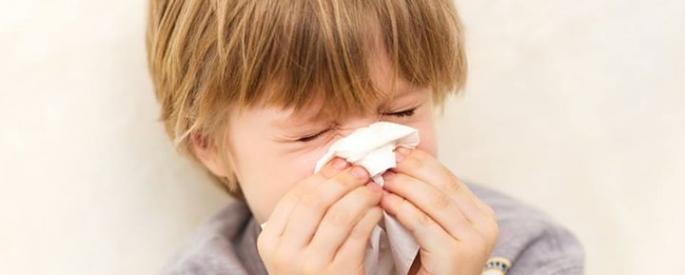 viêm mũi xoang trẻ em và nhiễm khuẩn đường hô hấp