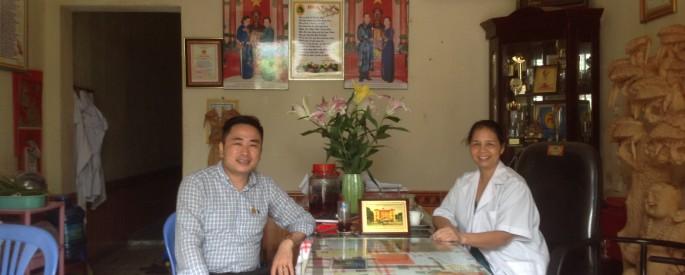 Doctor Nam họp bàn với TT Việt Thanh