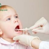 Các loại viêm họng thường gặp ở trẻ nhỏ (Phần 2)