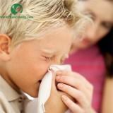 Điều trị viêm xoang sàng cấp tính ở trẻ em