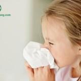 Vì sao trẻ nhỏ dễ bị viêm xoang?