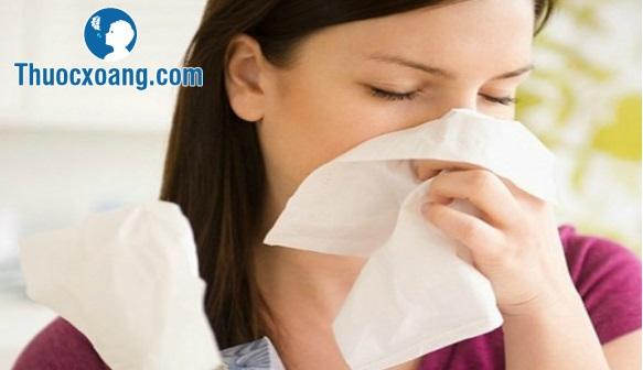 Bệnh viêm xoang rất phổ biến ở Việt Nam