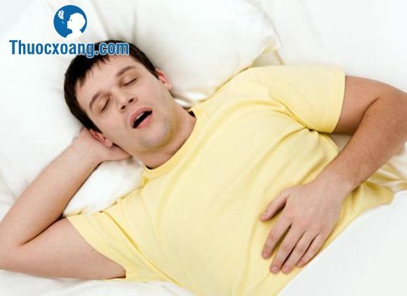 Kê gối cao đầu trong khi ngủ