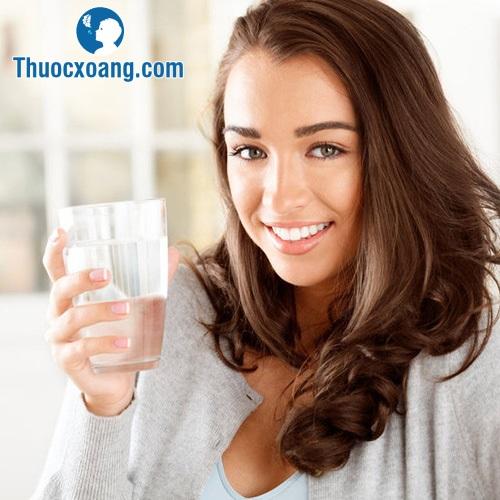 Khi bị viêm xoang nên hạn chế uống nước ép hoa quả hay sinh tố
