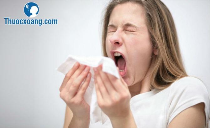 Cách phân biệt bệnh viêm xoang và viêm mũi dị ứng