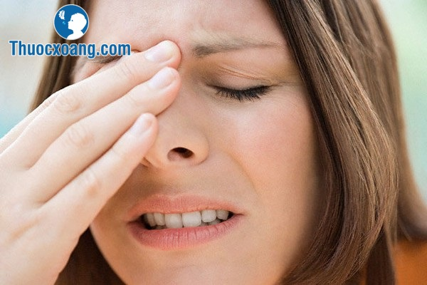5 nguyên nhân chủ yếu gây bệnh viêm xoang