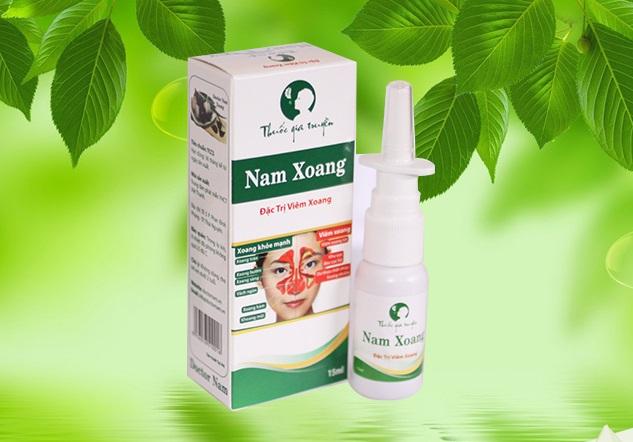 Nam Xoang Doctor Nam thảo dược hỗ trợ điều trị viêm xoang