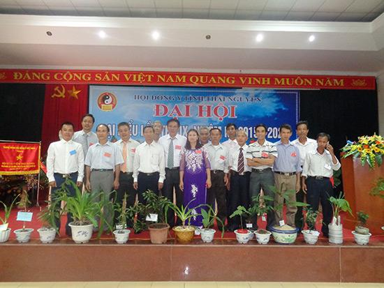 Lương y Nguyễn Ngọc Đông tham dự đại hội Hội Đông y tỉnh Thái Nguyên lần thứ IX