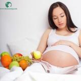 Thực phẩm hỗ trợ chữa viêm xoang cho bà bầu